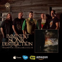 "Imminent Sonic Destruction ""Triumphia"" – Sept 2, 2016"